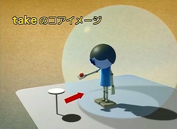 NHK『新感覚☆キーワードで英会話』TAKEコア