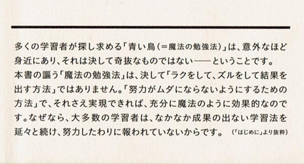『努力したぶんだけ魔法のように成果が出る英語勉強法』 清涼院流水(著)